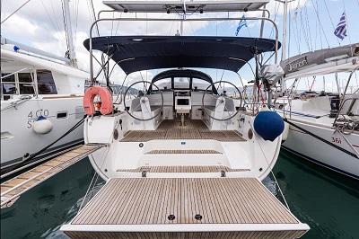 Bavaria Cruiser 46 2017 Lefkada